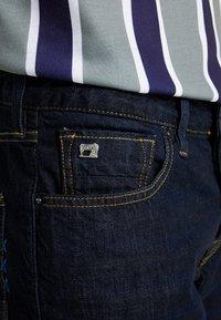 Scotch & Soda - FINAL TOUCHDOWN - Slim fit jeans - dark blue denim - 3