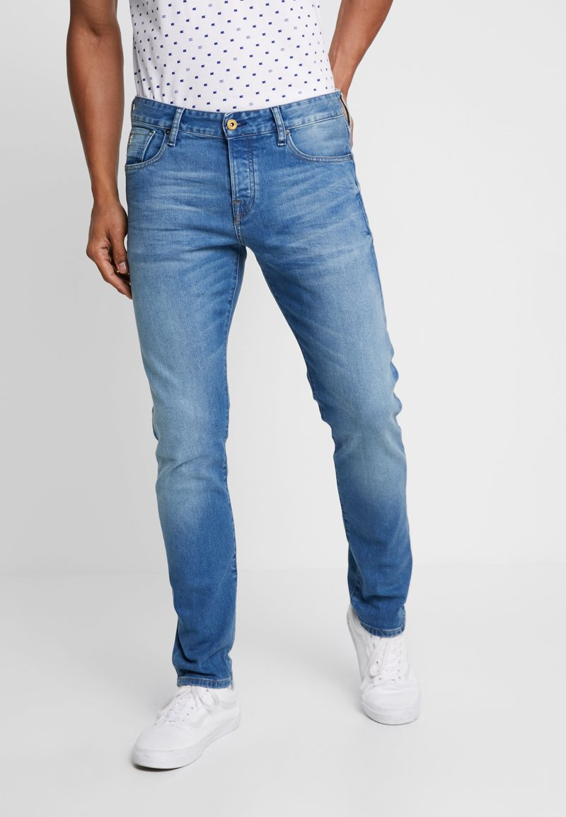 Scotch & Soda - Slim fit jeans - blue roots