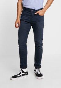 Scotch & Soda - CASINERO - Jeans Slim Fit - black - 0