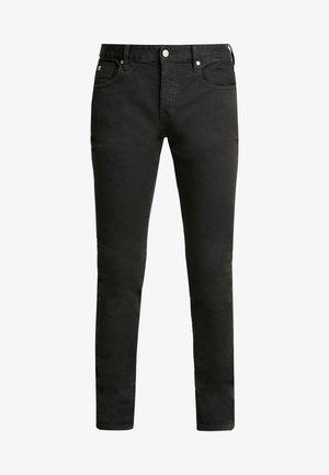 CLEAN GARMENT DYED COLORS - Jeans Slim Fit - charcoal