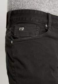 Scotch & Soda - CLEAN GARMENT DYED COLORS - Jeans slim fit - charcoal - 5