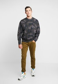 Scotch & Soda - Jeans slim fit - military green - 1