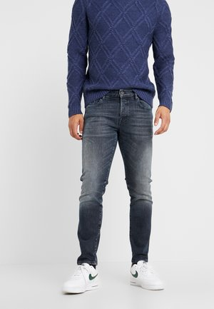 Slim fit jeans - blue street
