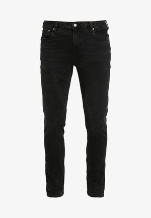 SKIM  - Džíny Slim Fit - black out