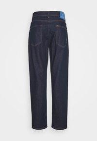 Scotch & Soda - DEAN BLANK PAGE - Jeans baggy - dark blue denim - 1