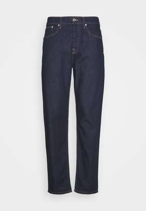 DEAN BLANK PAGE - Jeans baggy - dark blue denim