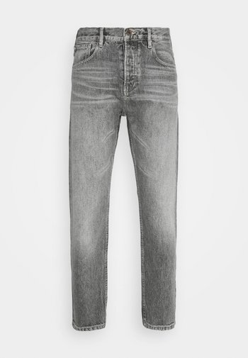 THE NORM - Straight leg jeans - grey smoke