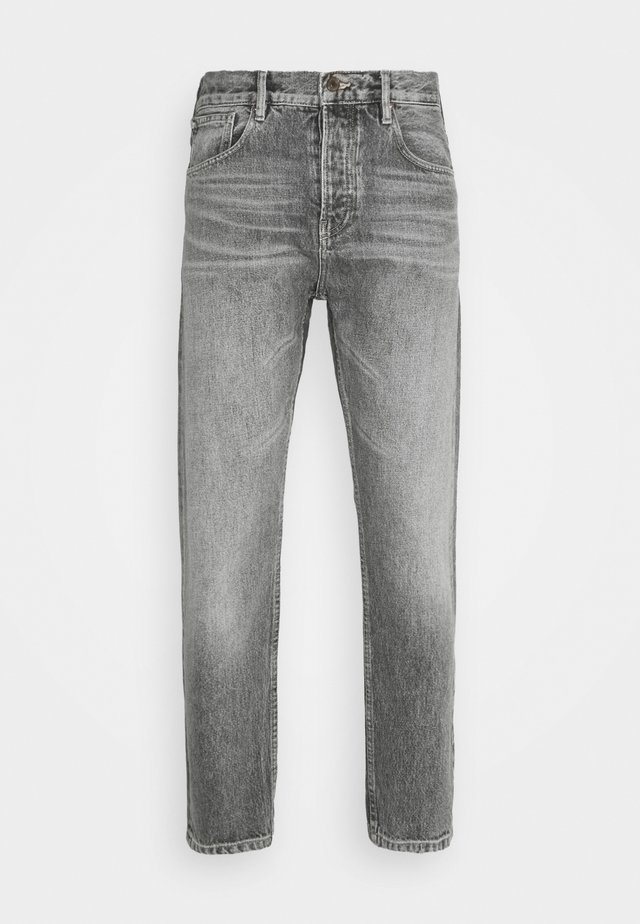 THE NORM - Jeans straight leg - grey smoke