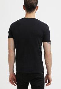 Scotch & Soda - T-shirts basic - black - 2