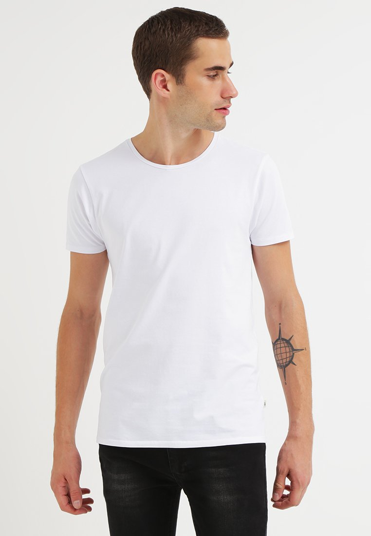 Scotch & Soda - T-shirts basic - white