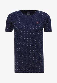 Scotch & Soda - CLASSIC CREWNECK TEE - T-shirt print - combo - 4