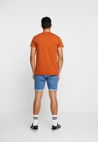 Scotch & Soda - POCKET TEE - T-paita - burned orange - 2