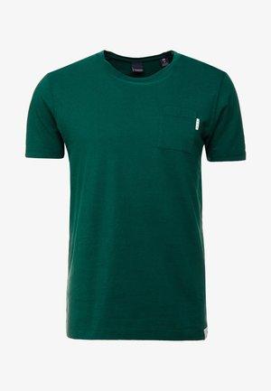 POCKET TEE - Basic T-shirt - green dream