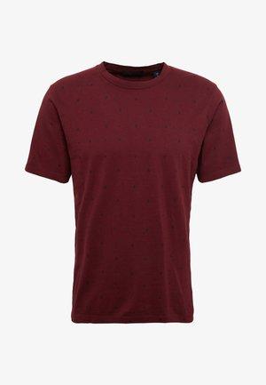 CLASSIC CREWNECK TEE - T-shirt imprimé - combo