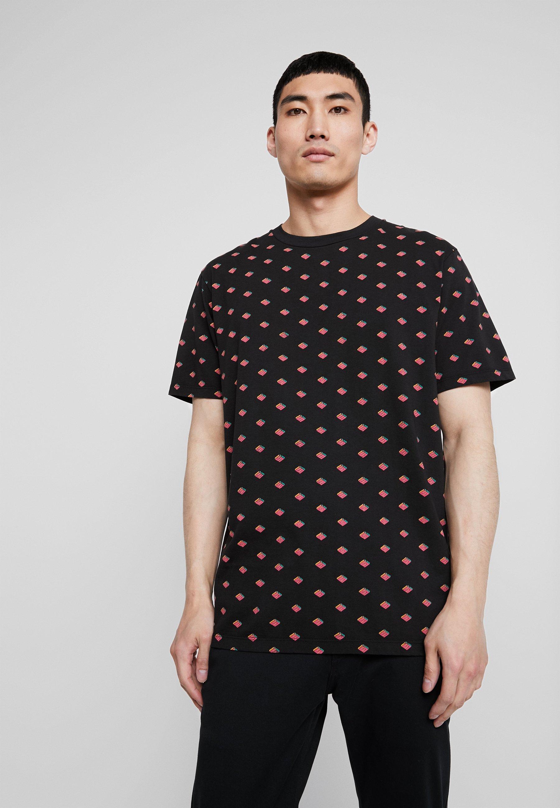 Scotchamp; shirt TeeT Imprimé Classic Soda Combo Crewneck 0kwOn8P