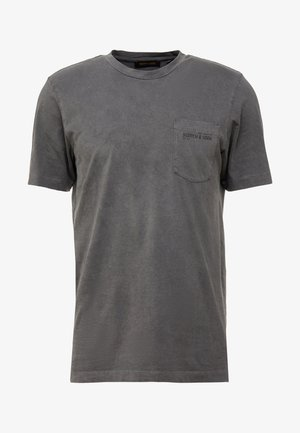 CLASSIC GARMENT DYED CREWNECK TEE - Basic T-shirt - antra