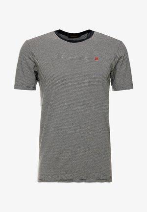 CLASSIC CREWNECK TEE - Camiseta estampada - grey