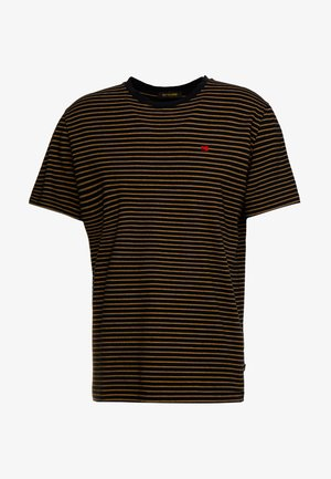 CLASSIC CREWNECK TEE - T-shirt con stampa - black