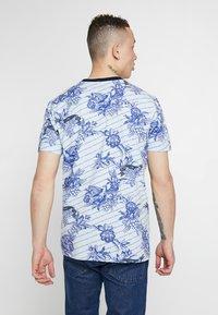 Scotch & Soda - T-shirt imprimé - light blue - 2