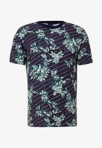 Scotch & Soda - Print T-shirt - combo - 4