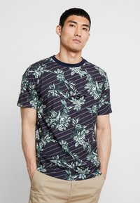 Scotch & Soda - Print T-shirt - combo - 0