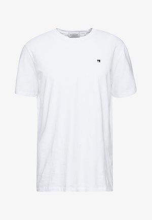 CREW NECK TEE - Basic T-shirt - white
