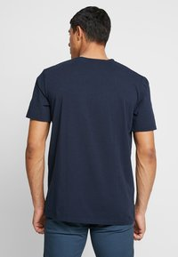 Scotch & Soda - CREW NECK TEE - T-Shirt basic - navy - 2
