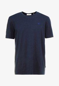 Scotch & Soda - CREW NECK TEE - T-Shirt basic - navy - 3