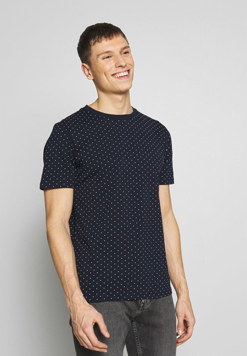 Scotch & Soda - CLASSIC CREWNECK TEE - T-shirt print - combo