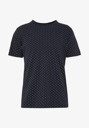 CLASSIC CREWNECK TEE - T-shirt print - combo