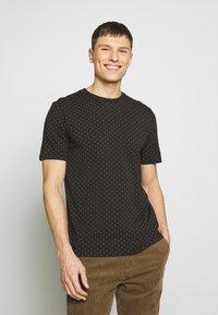 Scotch & Soda - CLASSIC CREWNECK TEE - T-shirt con stampa - combo - 0