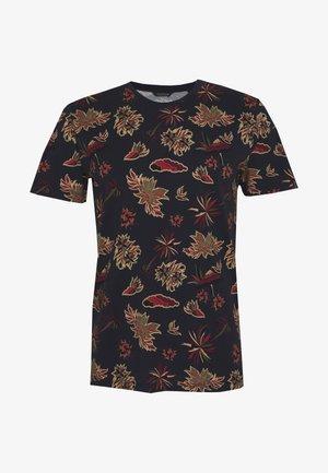 CREWNECK TEE  - T-shirt print - multi-coloured