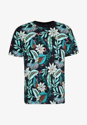 WITH SEASONAL  - Print T-shirt - multi-coloured