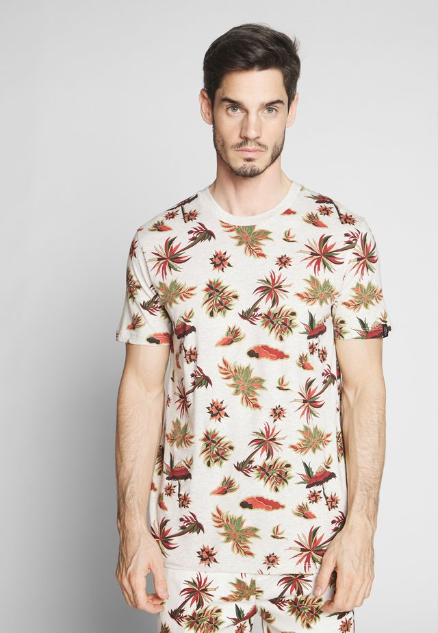WITH SEASONAL  - T-shirt med print - combo a