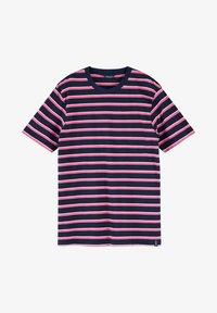 Scotch & Soda - CLASSIC  - T-shirt print - pink - 2