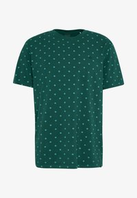 Scotch & Soda - T-shirt print - teal - 3