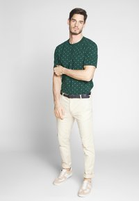 Scotch & Soda - T-shirt print - teal - 1