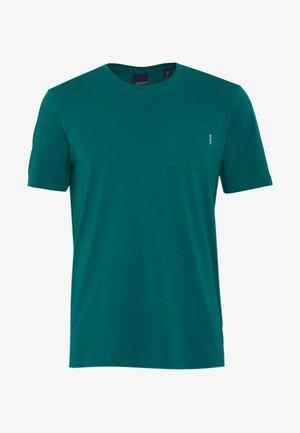 Camiseta básica - deep sea green