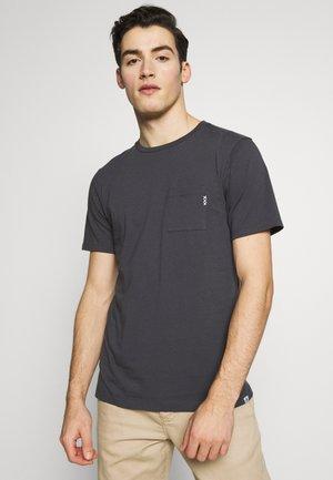 Basic T-shirt - anthra