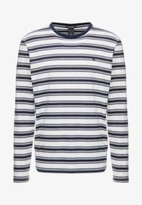 Scotch & Soda - LONGSLEEVE TEE - Maglietta a manica lunga - dark blue/white - 4