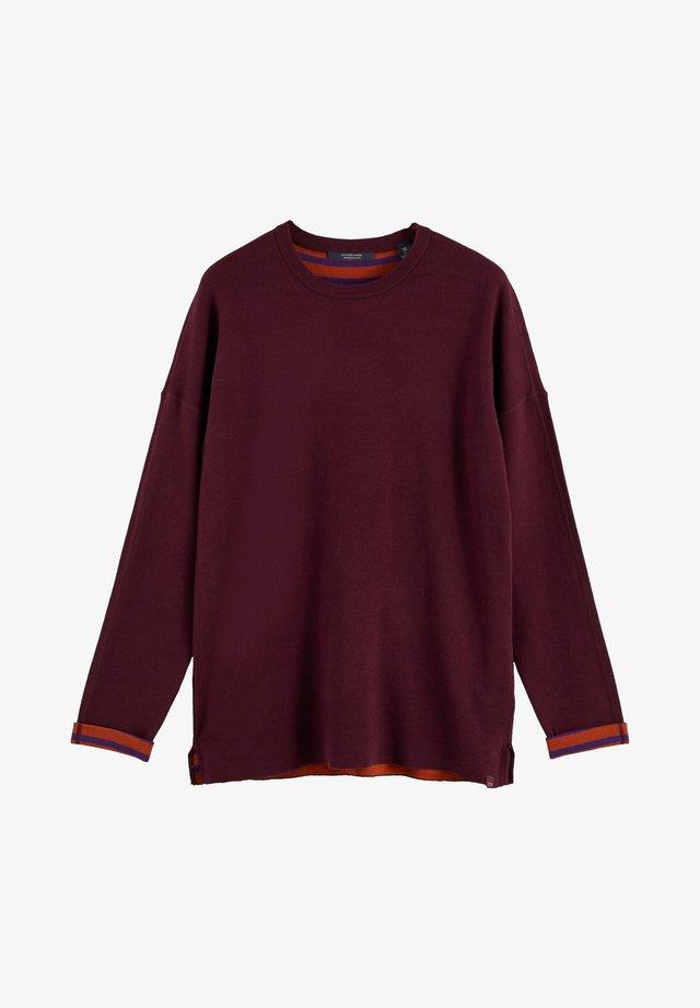 Sweater - le mauve