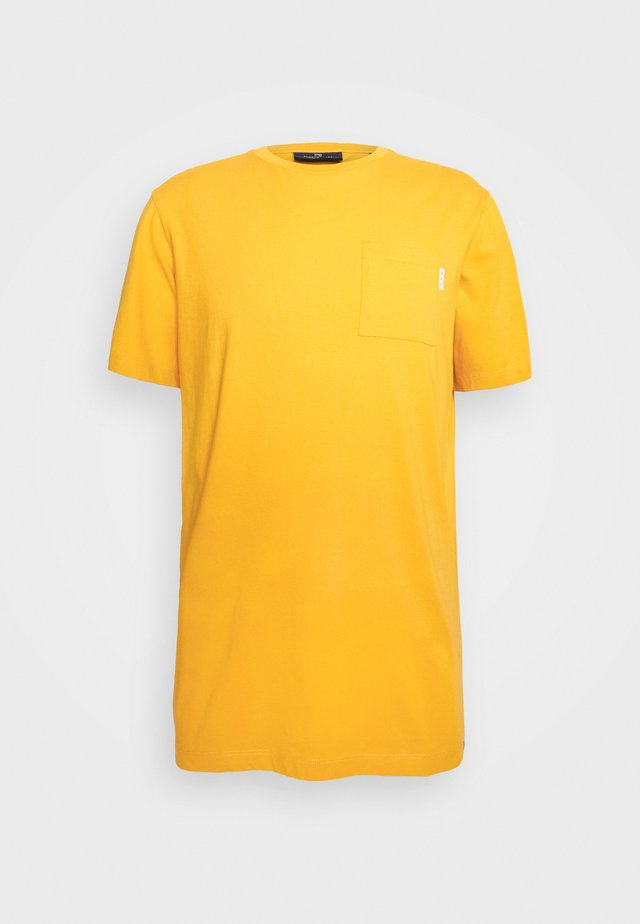 T-shirt basic - explorer yellow