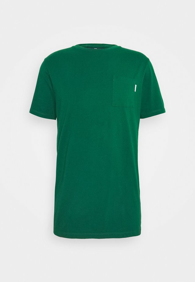 T-paita - jungle green