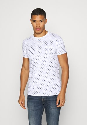 ALLOVER PRINTED TEE - T-shirts print - combo