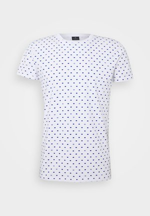 ALLOVER PRINTED TEE - T-shirt print - combo