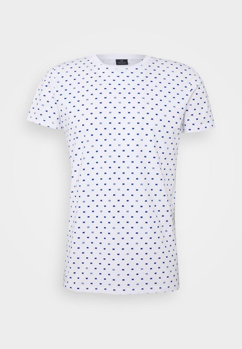 Scotch & Soda - ALLOVER PRINTED TEE - T-shirt print - combo