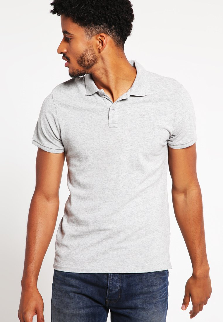 Scotch & Soda - CLASSIC GARMENT  - Polo shirt - grau melange