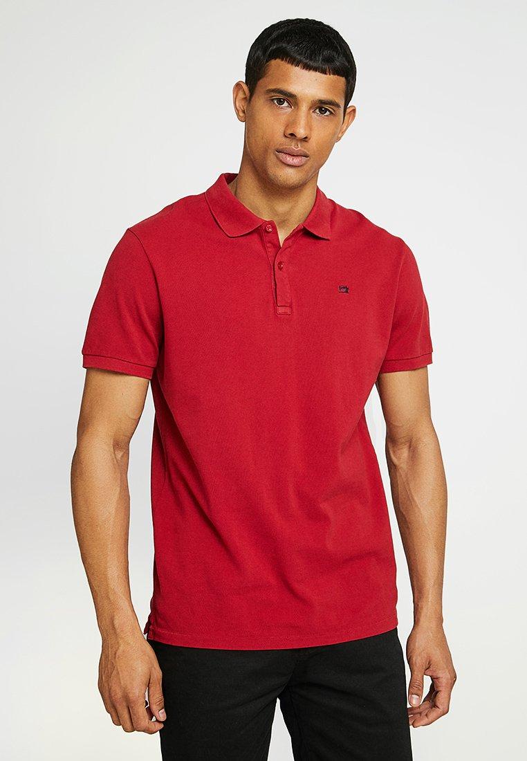 Scotch & Soda - CLASSIC GARMENT  - Poloshirt - brick red