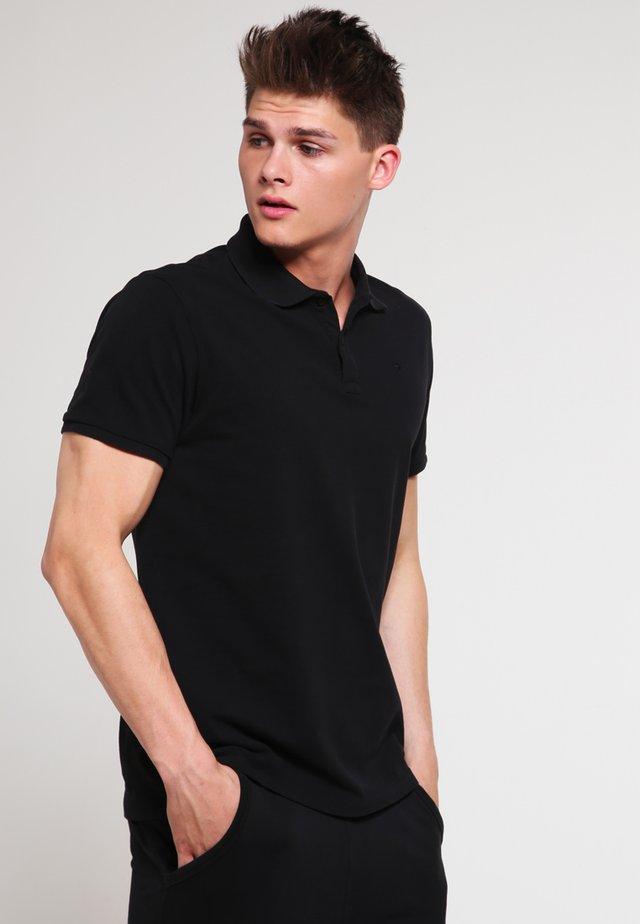 CLASSIC GARMENT  - Poloshirts - schwarz