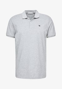 Scotch & Soda - CLASSIC CLEAN - Polotričko - grey melange - 3